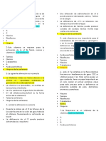 Resumen bioquímica médica