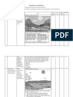 Tabel Kisi-kisi Soal Ekologi