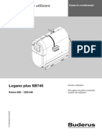 Instructiuni de Utilizare Cazan Logano SB745-800-1200KW_IM