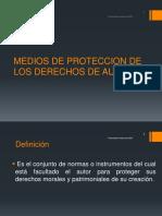 Sesion 7 Medios de Protección de Los Deerechos de Autor