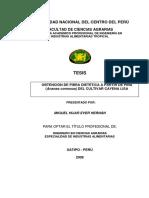 Analisis Proximal Piña