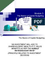9a7b4MODULE 3- Capital Budgeting STUDENT
