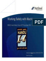 3 Working Safely With Machines