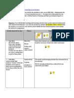 Teaching PracticeTask 4
