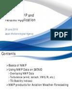 Basics NWP and Application