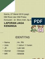 Mr Kenanga 07 Maret 2019 (Pagi)