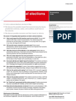 India's Pivotal Elections - HSBC