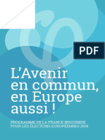 ProgrammeEurope-A5