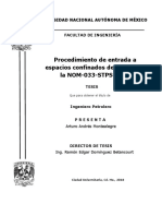 Procedimiento de entrada a espacios confinados de acuerdo a la NOM-033-STPS-2015.pdf