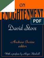 David_Stove - On_Enlightenment_(2002).pdf