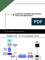 IC -MS Theory