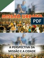 A Perspectiva Da Missao e a Cidade