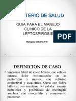 Leptosporosis