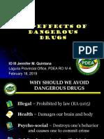 Effects on Dangerous Drugs.pdf
