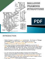 Balloon Framing Structure u 2