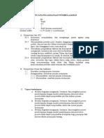 RPP. Fiqih 6 Smt. 2 Kd. 1.2, 2.2.doc