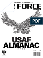 Air Force Magazine 2018 USAF Almanac