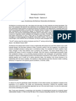 Managing Complexity - Genr8 Design Tool