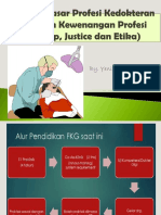 Prinsip, Justice Dan EtikaI