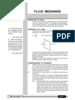 fluid mechanics theory