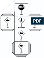 Directions Dice