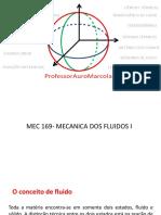 Aula 002-Mecãnica Dos Fluidos- Conceitos Fundamentais