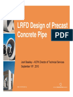 LRFD Pipe