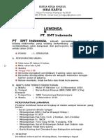 PT SMT Indonesia