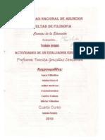Evaluacion-Funciones Del Evaluador
