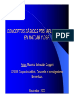 DSP y Aplicaciones GADIB