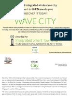 Wave City Plots V1