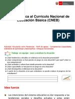 1.2. Mirada Crítica Al CNEB