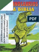 Vdocuments.mx Los Dinosaurios y La Biblia Por Kem Ham