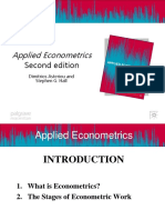 Chapter 02 - The Structure of Economic Data and Basic Data Handling.pptx