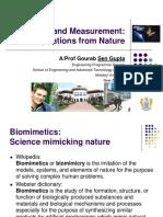 Video Tutorial - Biomometics