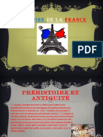 Istoria Antica a Frantei (in Franceza)