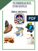 Fundamentacion Del Area Tecnica