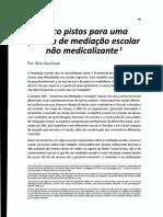 Nira Kaufman_5 pistas para uma prática de mediação escolar não medicalizante.pdf