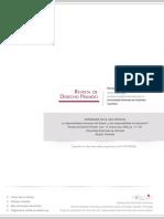 Peru Responsabilidad Contractual