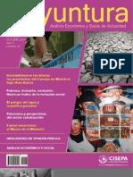 Coyuntura Economica y Social Octubre 2009