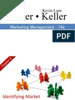 identyfing segment market