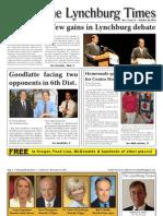 The Lynchburg Times 10/28/2010