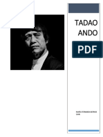 Biography Tadao Ando