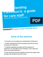 An Understanding of Parkinson's Revised