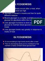 glycogenesis