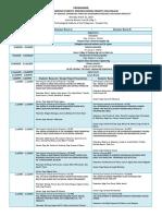 2019 Engineering Colloquium Programme