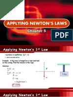 Phys10-Chap5-ApplyingNewtonsLaws