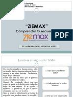 ZIEMAX+-+Comprender+la+secuencia