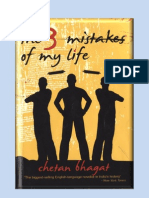 3 Mistakes of My Life-chetanbhagat