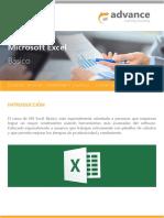 Herramientas Para Microsoft Excel Version 16 Basico PDF 195 Kb